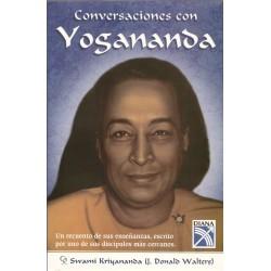 CONVERSACIONES CON YOGANANDA