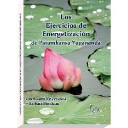 LOS EJERCICIOS DE ENERGETIZACIÓN DE PARAMHANSA YOGANANDA - DVD